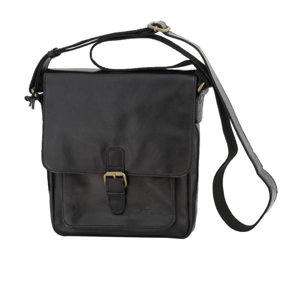 Кожаная мужская сумка Marta Ponti C29P010 Preto