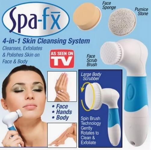 Набор для глубокого очищения кожи SPA FX