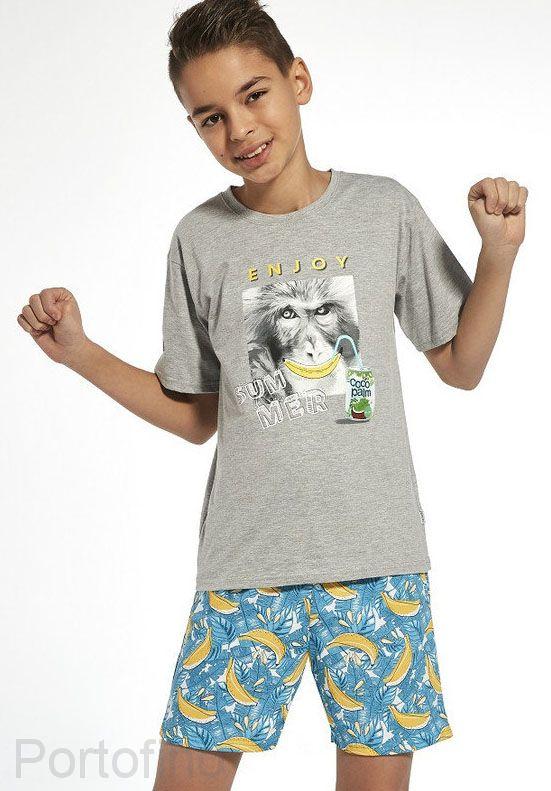 790-72 Пижама для мальчика Cornette