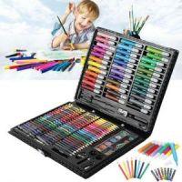 Набор для рисования в чемодане Art Set 150 предметов (цвет черный)_1
