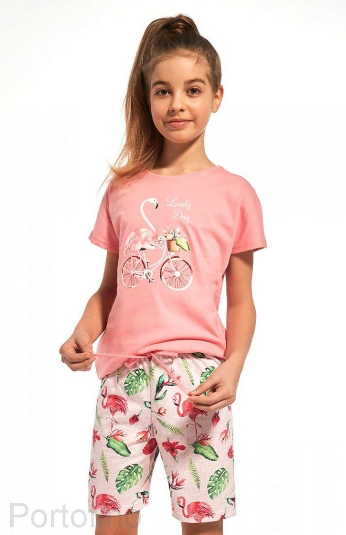 249-67 Пижама для девочек Cornette
