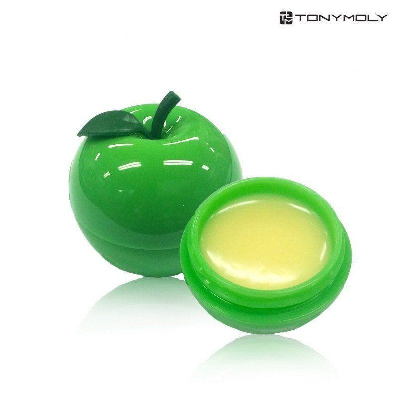 Tony Moly Mini Green Apple Lip Balm Бальзам для губ