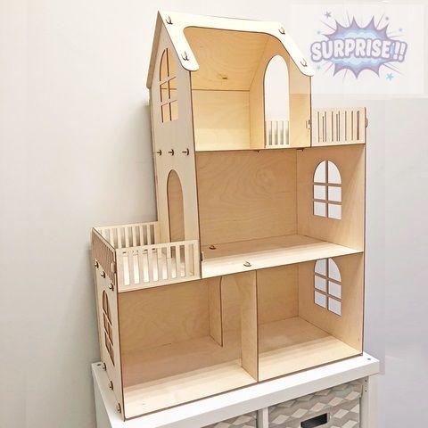 """Кукольный домик """"Чудо-дом Лайт"""""""