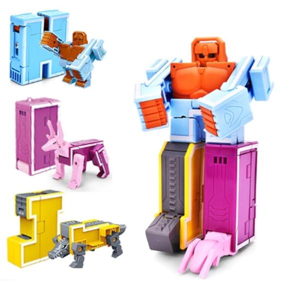 "Lingvo Zoo ""Boxerbot"" Робот-Боксёр"