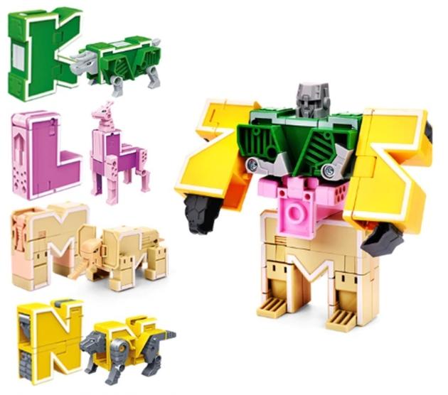 "Lingvo Zoo ""Rangerbot"" Робот-Рейнджер"