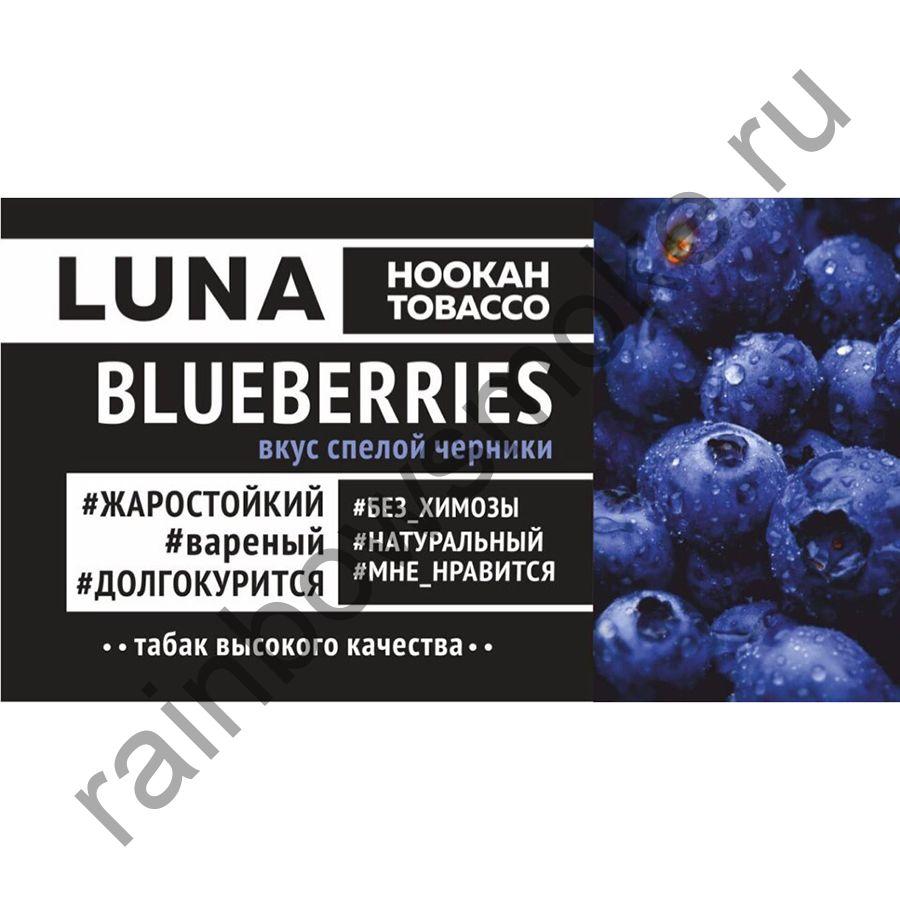 Luna 50 гр - Blueberries (Черника)