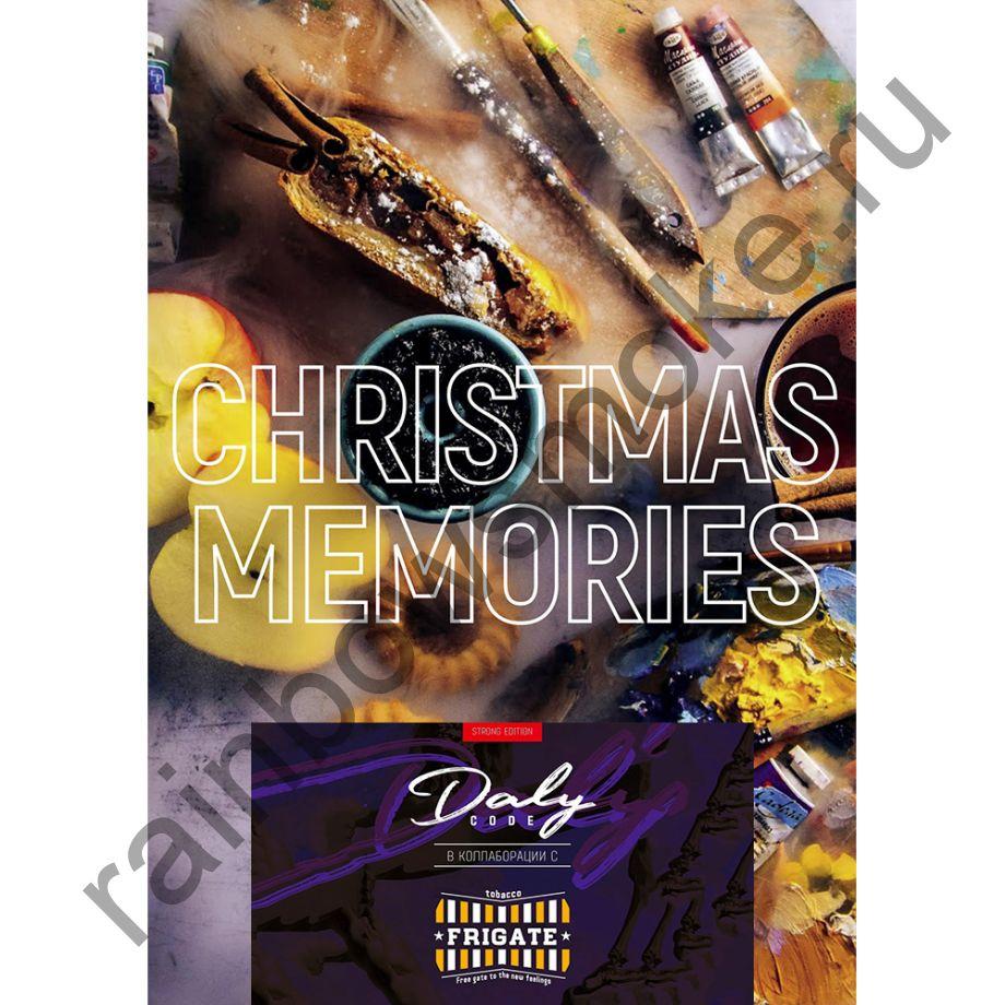 Смесь Daly + Frigate Strong Edition 100 гр - Christmas Memories (Рождественские Воспоминания)