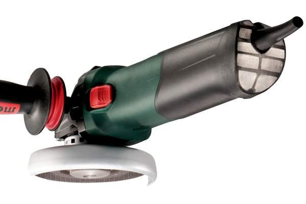 Угловая шлифмашина Metabo W 12-125 Quick (600398010)