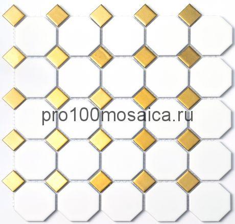 P-516. Мозаика СОТЫ, серия PORCELAIN, размер, мм: 295*295 (NS Mosaic)