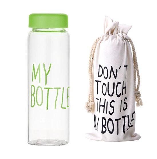 Оригинальная Бутылка My Bottle, Цвет Зеленый
