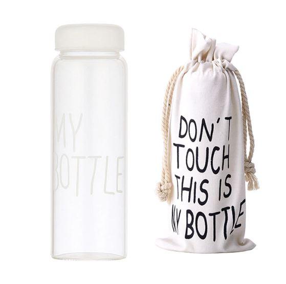 Оригинальная Бутылка My Bottle, Цвет Белый