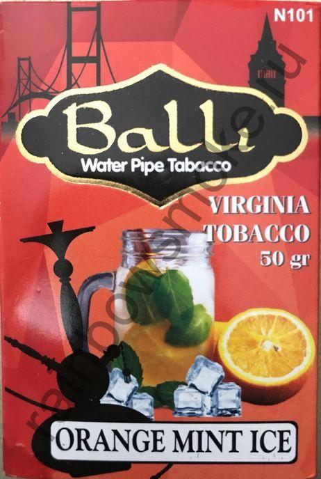 Balli 50 гр - Orange Mint Ice (Апельсин Мята Лед)