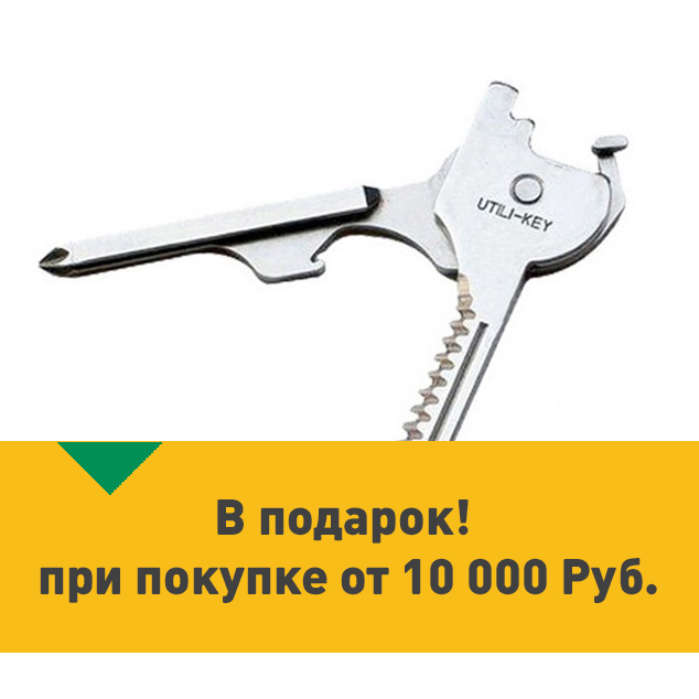 Мини мультитул ключ Utili