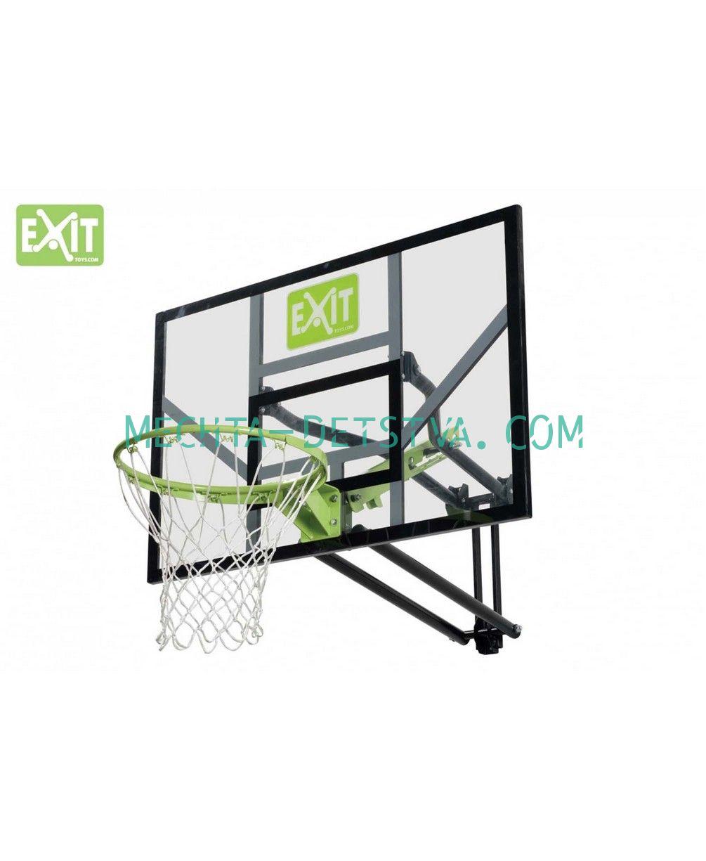 Баскетбольная система настенная