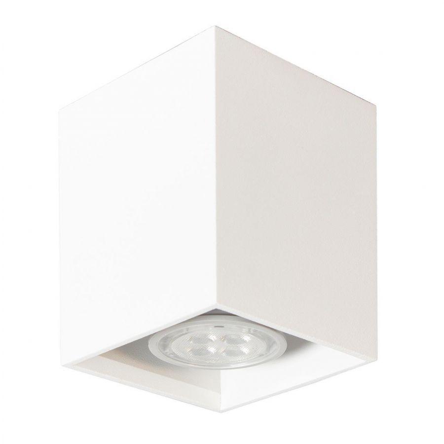 Потолочный светильник TopDecor Tubo8 SQ P1 10