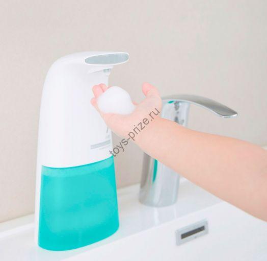 Сенсорный дозатор для жидкого мыла Auto Foaming Hand Wash