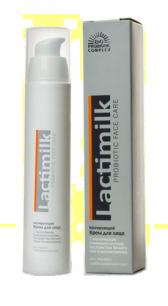 """Lactimilk"" крем д/лица матирующий probiotic 50 м"