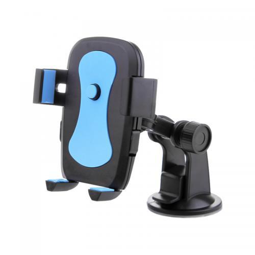 Держатель Телефона В Авто Easy One Touch Car Mount, Цвет Голубой