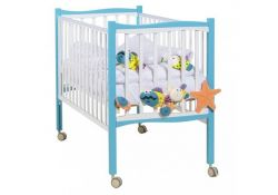Детская кроватка Papaloni FIORE