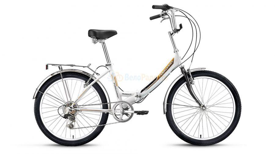 Велосипед складной Forward Valencia 24 2.0 (2019)