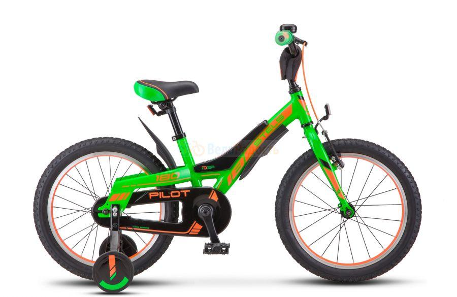 Велосипед детский Stels Pilot 180 18 V010 (2019)