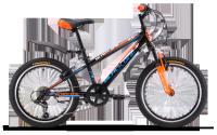 Велосипед детский Black One Ice 20 (2019)