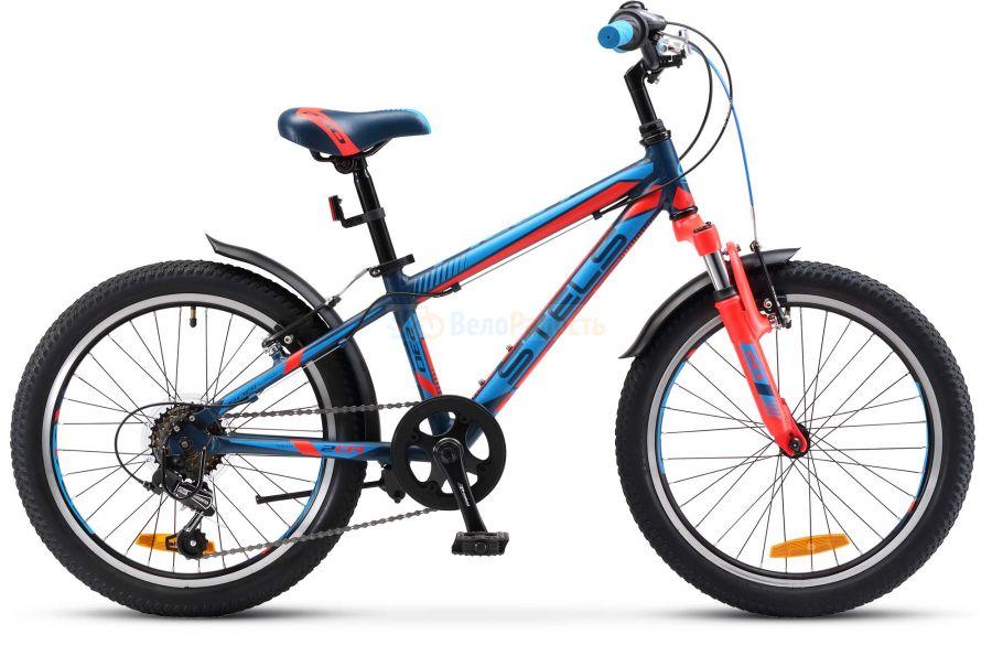Велосипед детский Stels Pilot 230 Gent 20 V020 (2018)