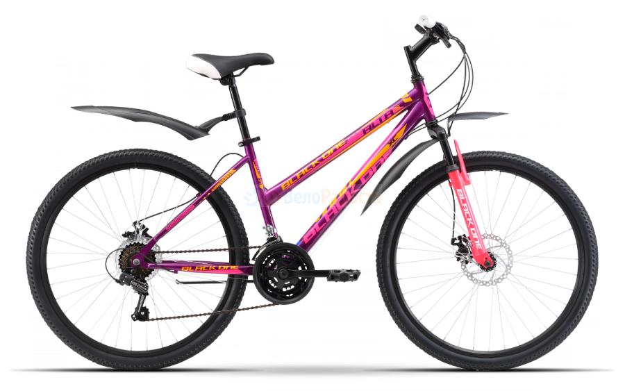 Велосипед женский Black One Alta 26 D (2019)