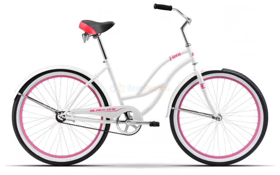 Велосипед круизер Black One Flora 26 (2018)