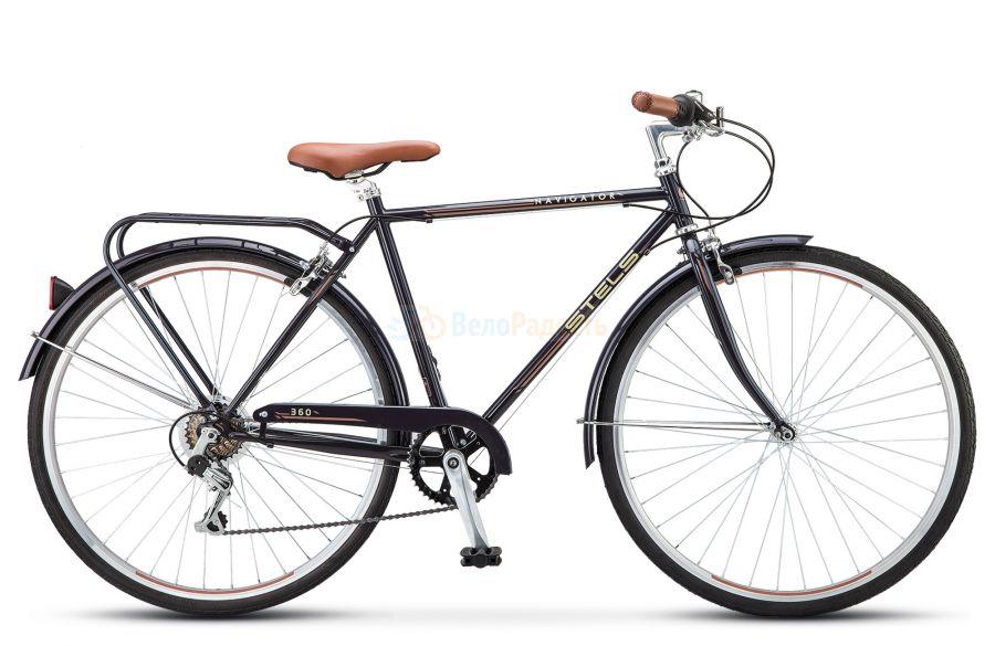 Велосипед городской Stels Navigator 360 28 V010 (2018)