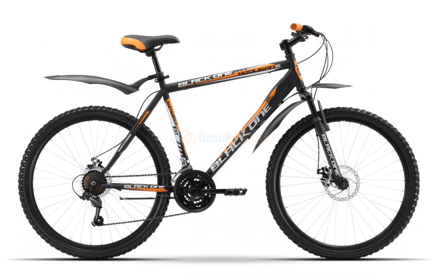Велосипед горный Black One Hooligan 26 D (2019)
