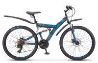 Велосипед двухподвес Stels Focus MD 26 21-sp V010 (2021)