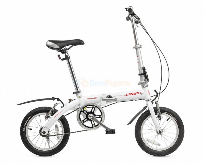 """Велосипед складной Langtu MK 1401 14"""" (2016)"""