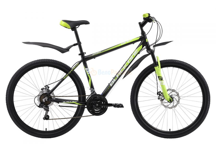 Велосипед горный Black One Onix 27.5 D Alloy (2019)