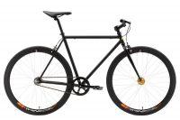 Велосипед фикс Black One Urban 700 (2019)