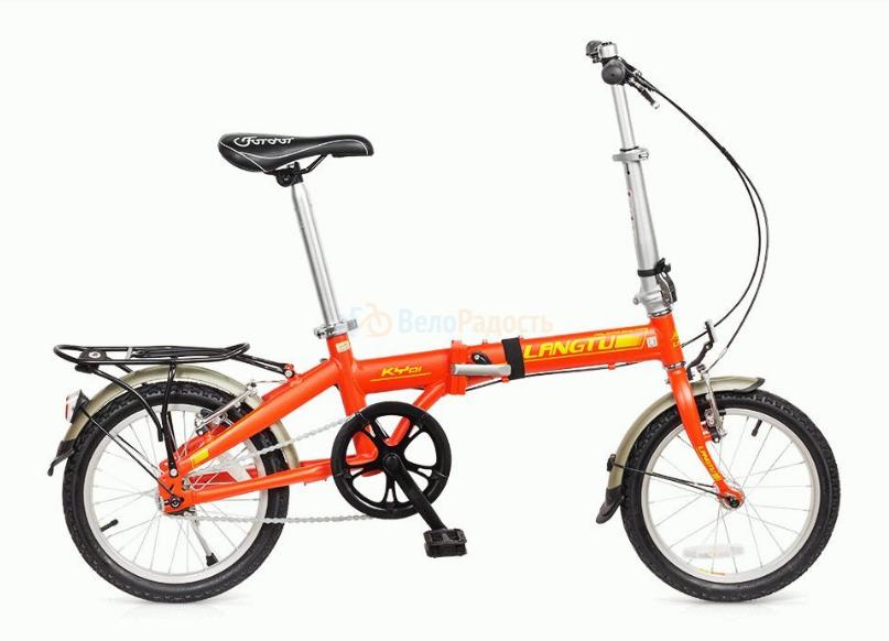 Велосипед складной Langtu KY 01 (2017)