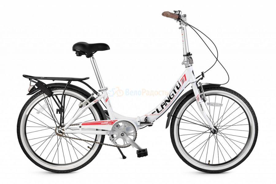 Велосипед складной Langtu Craft (2018)