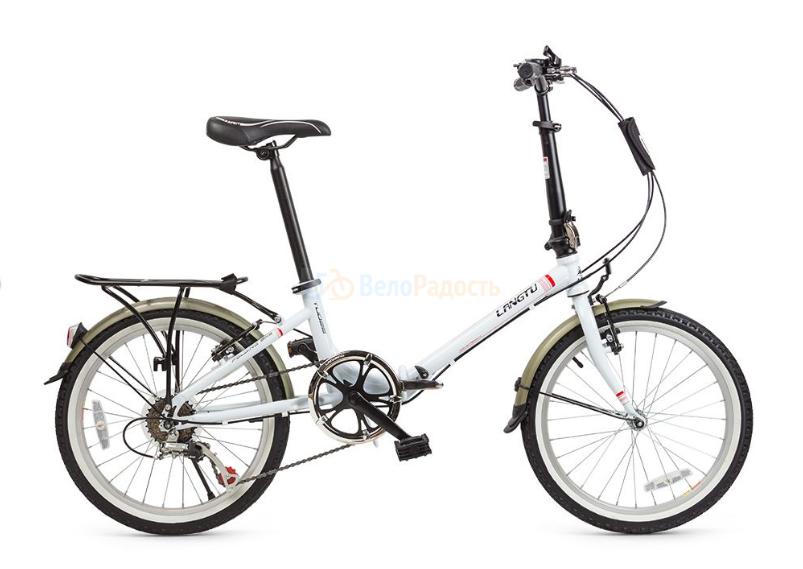 Велосипед складной Langtu TU 026 (2017)