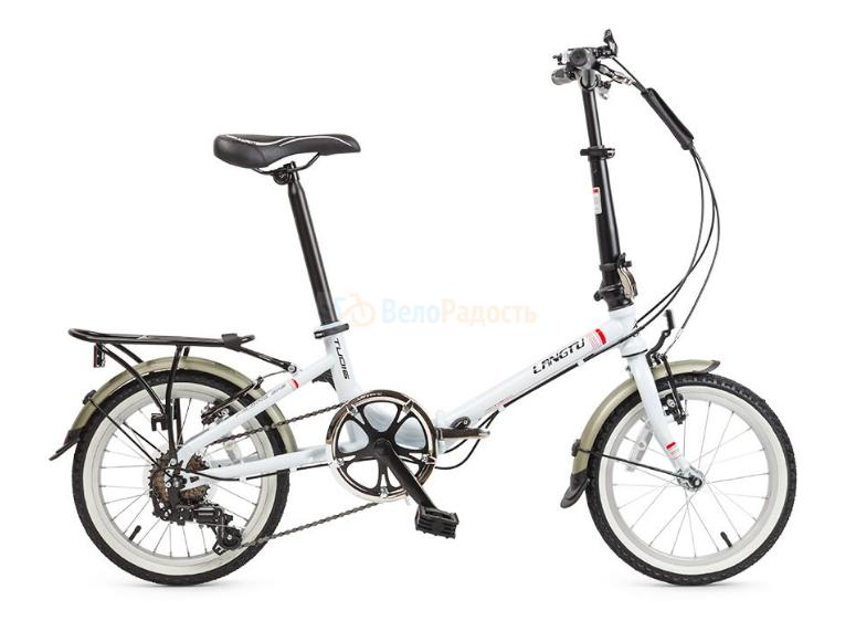 Велосипед складной Langtu TU 16 (2017)