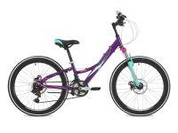 Велосипед подростковый Stinger Galaxy D 24 (2018)