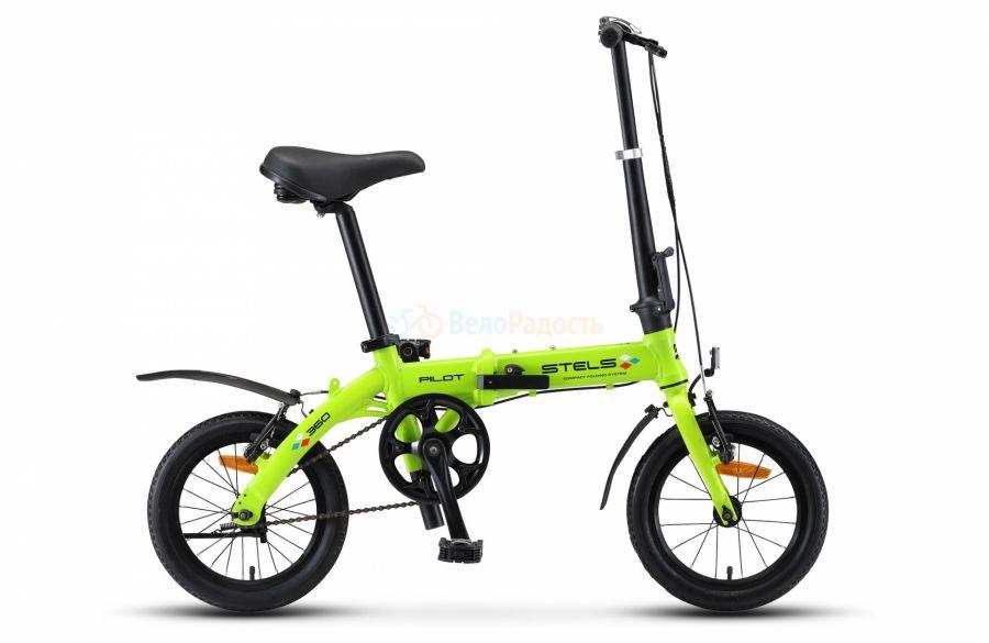 Велосипед складной Stels Pilot 360 14 V010 (2019)