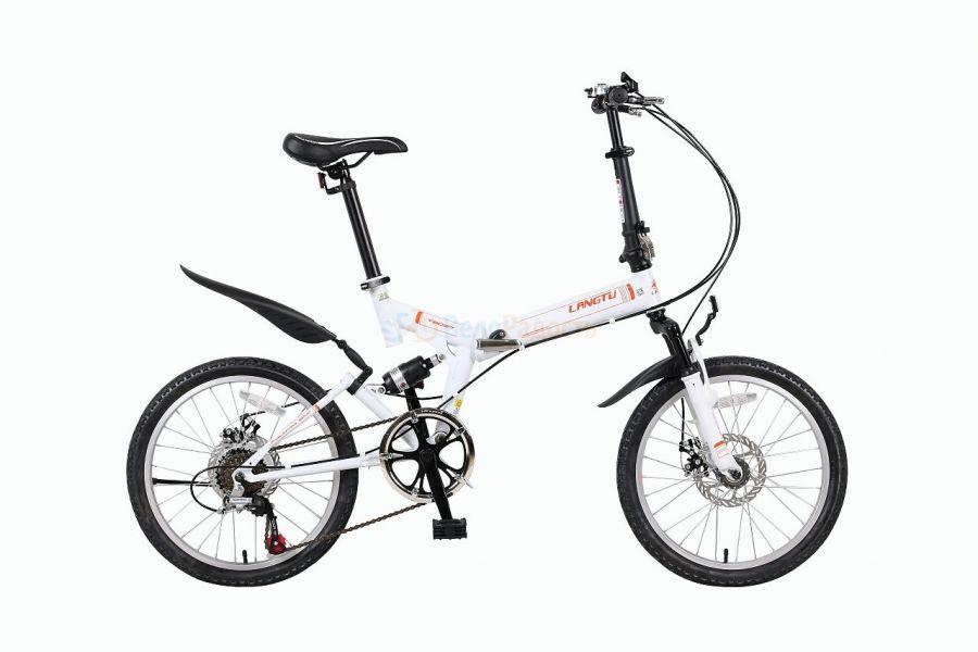 Велосипед складной Langtu TB 027 (2018)