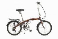 Велосипед складной Langtu KW 027 (2018)