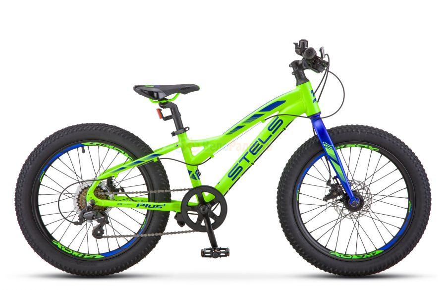 Велосипед подростковый Stels Adrenalin MD 20 V010 (2019)