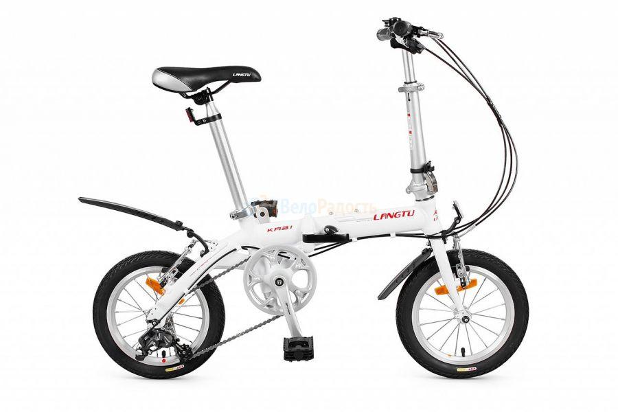 Велосипед складной Langtu KR 3.1 (2018)