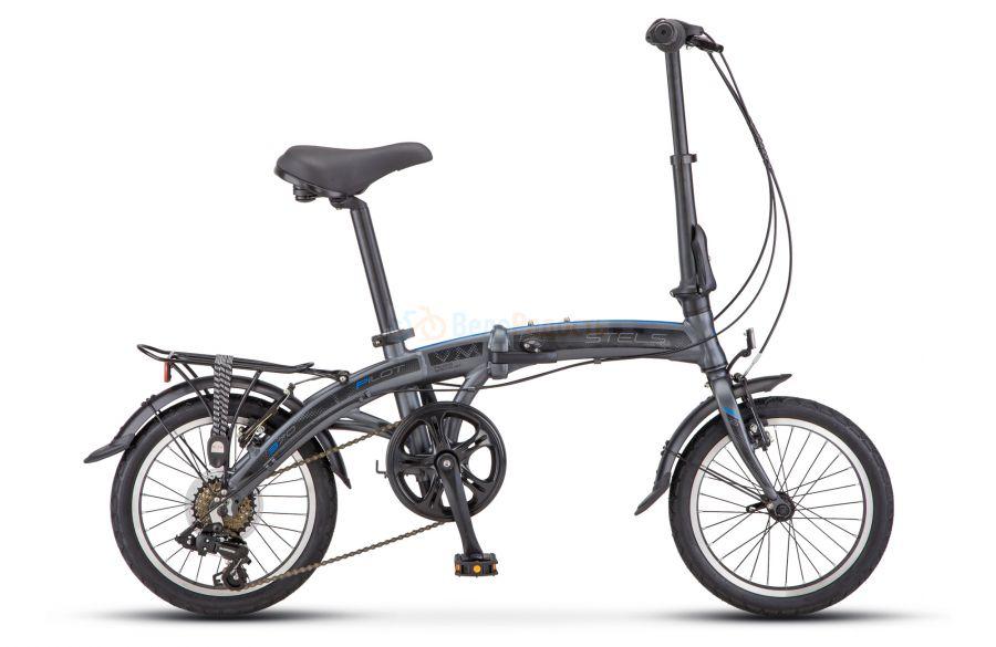 Велосипед складной Stels Pilot 370 16 V010 (2019)