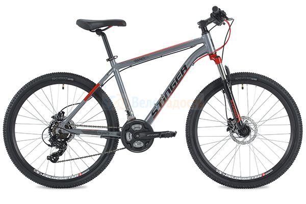 Велосипед горный Stinger Graphite EVO 26 (2018)