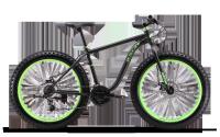 Велосипед Black One Monster 26 D (2019)