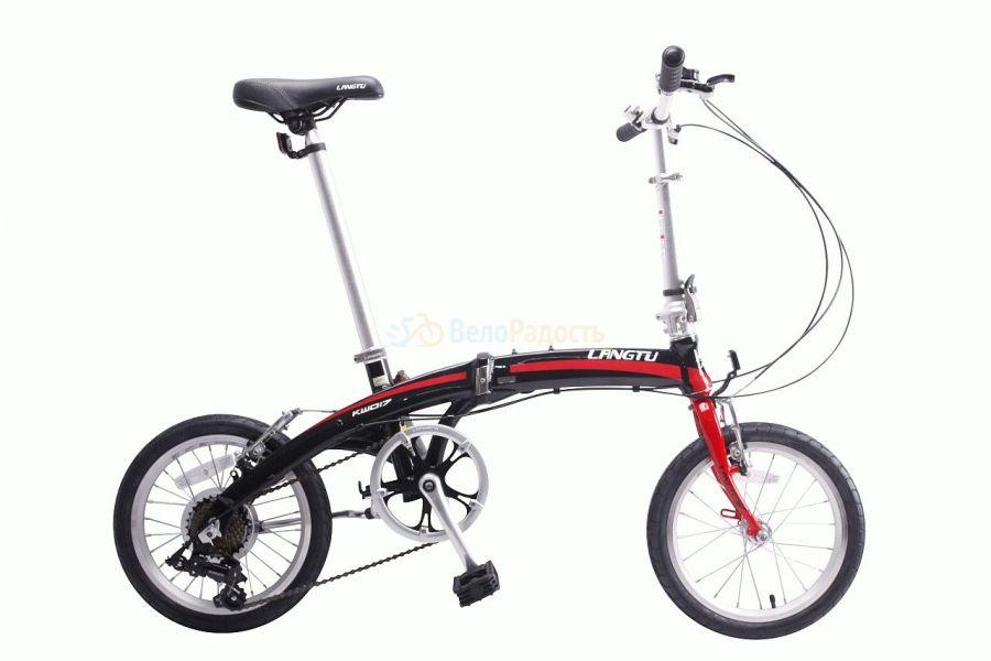 Велосипед складной Langtu KW 017 (2018)