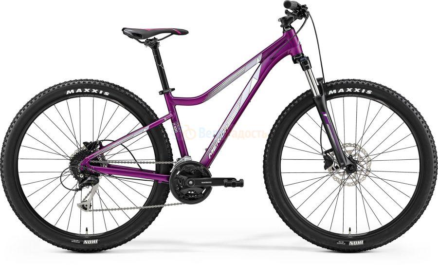 Велосипед женский Merida Juliet 7.100 (2019)